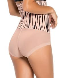 panty faja invisible - una cintura mas delgada-118- Animal Print-MainImage