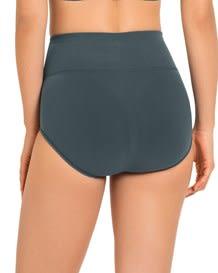 panty faja de control suave alto en la cintura-767- Gray-MainImage