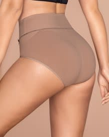 high-waisted classic smoothing brief--MainImage