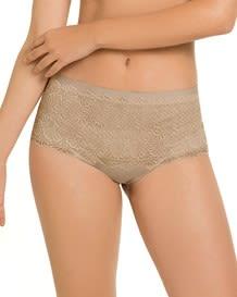 fabulous lace hip hugger control panty-848- Nude-MainImage