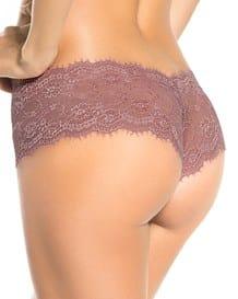 elegant lace hip hugger panty--MainImage