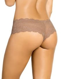 pantaleta en encaje delicado-857- Brown-MainImage