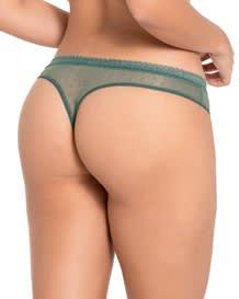 panty tipo tanga brasilera en encaje--MainImage
