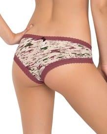 sexy panty cachetero en tela ultraliviana-153- Printed Ivory-MainImage