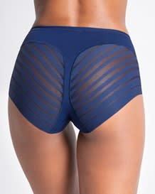 unsichtbarer body-shaper im radler stil-536- Blue-MainImage