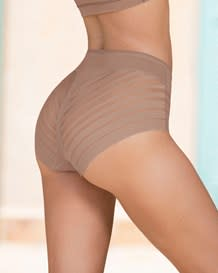 unsichtbarer body-shaper im radler stil-857- Brown-MainImage