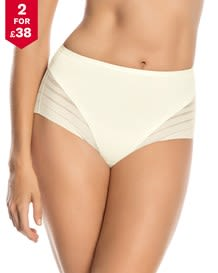 undetectable comfy control classic knicker--MainImage