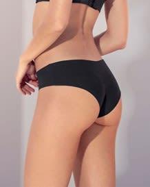 smooth cotton hiphugger panty--MainImage