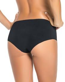 smooth cotton hiphugger panty-700- Black-MainImage