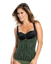 undetectable edge slimming tank-064- Dark Green-MainImage