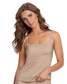 activelife ever-dry padded cami-802- Nude-MainImage