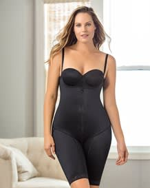 braless minimizer bodysuit-700- Black-MainImage