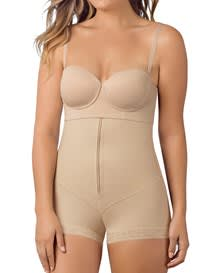 faja body estilo strapless con latex de control--MainImage