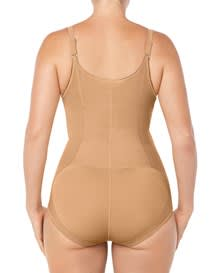 power slim braless bodysuit shaper-880- Beige-MainImage