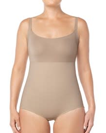 undetectable edge supportive bust complete bodysuit shaper-802- Nude-MainImage