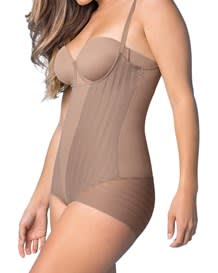 body busto libre de compresion en bandas-857- Brown-MainImage