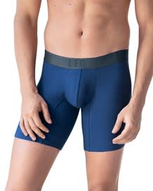 leo high performance cotton boxer brief-536- Blue-MainImage