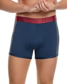leo flex-fit lycra boxer brief-510- Dark Blue-MainImage