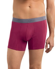 leo contouring boxer brief in stretch cotton-240- Wine-MainImage