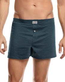 leo pure cotton boxer short-146- Stripes-MainImage