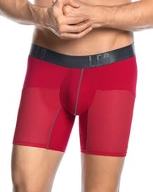 leo advanced mesh boxer brief-302- Red-MainImage