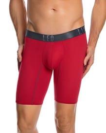 boxer largo deportivo de maxima frescura-302- Red-MainImage
