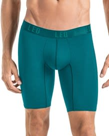 mens long boxer brief - perfect fit-728- Green-MainImage