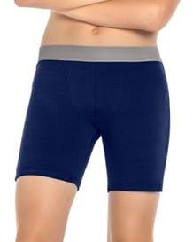 boxer para ninos largo en algodon-536- Blue-MainImage