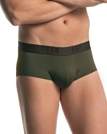 boxer leo corto de ajuste inteligente-249- Green-MainImage