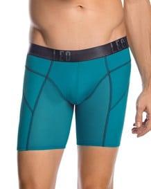 leo fresh mesh sport boxer brief-522- Light Blue-MainImage