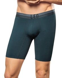 boxer largo de lycra leo-650- Green-MainImage