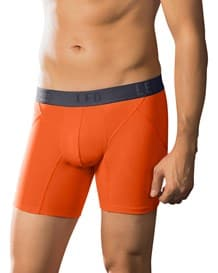 boxer leo - redistribuye la humedad-205- Grey and Orange-MainImage