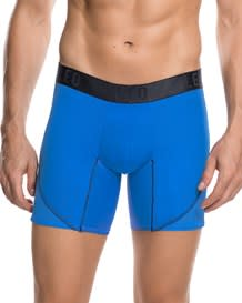 leo cool mesh sport boxer brief-584- Blue-MainImage