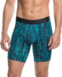 long athletic boxer brief with side pocket-001- Blue-MainImage