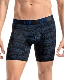 long athletic boxer brief with side pocket-008- Black-MainImage
