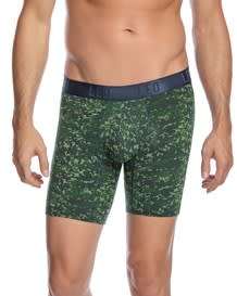 boxer medio deportivo con bolsillo lateral-060- Green-MainImage