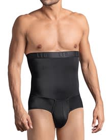 mens extra high-waisted moderate shaping brief-700- Black-MainImage