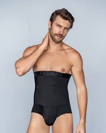 mens extra high-waisted moderate shaping brief--MainImage