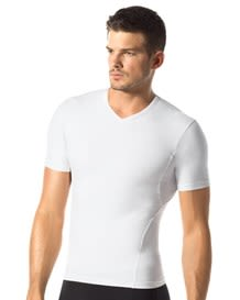 sports compression tee-000- White-MainImage
