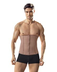 leo waist trainer-857- Brown-MainImage