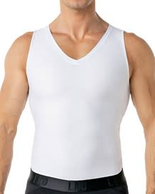 leo moderate compression tank-000- White-MainImage