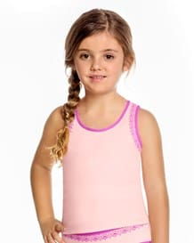 camiseta en algodon con espalda deportiva-799- Pink-MainImage