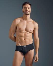 pantaloncillo clasico con abertura-700- Black-MainImage
