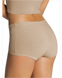 paquete x 3 comodos panties estilo boxers en algodon elastico--MainImage