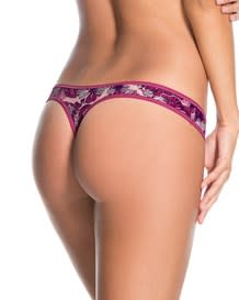 3-pack cotton low-rise thong panty-S24- Assorted-MainImage