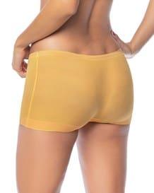 elastische boyshort panties 3er pack-S17- Assorted-MainImage