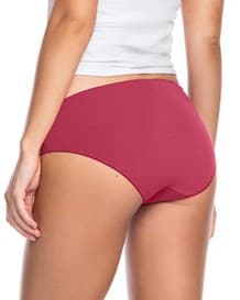 paquete x 3 panties tipo bikini clasicos y confortables-S09- Beige/Blue/Pink-MainImage