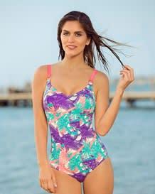 badeanzug mit metallischen accessoires-216- Multicolor-MainImage