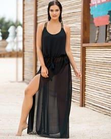 maxi beach cover-up-700- Black-MainImage