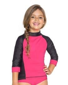 camisa manga larga para vestido de bano de nina-700- Black-MainImage